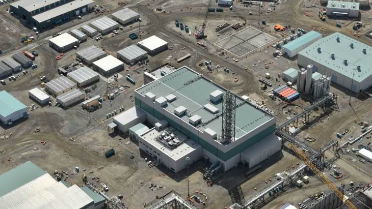 Control room launched at Hanford waste treatment plant