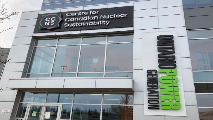 Canadian partnership to explore nuclear fuel recycling