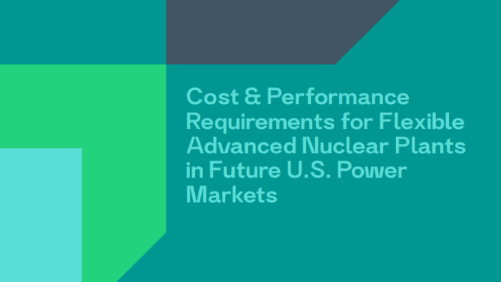 Costs key to commercialisation of advanced reactors, says LucidCatalyst