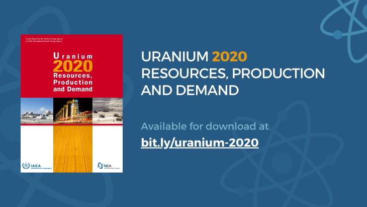 Adequate uranium to meet demand, latest Red Book concludes
