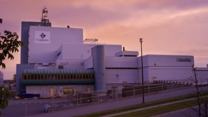 Cameco to resume operation of Ontario facilities