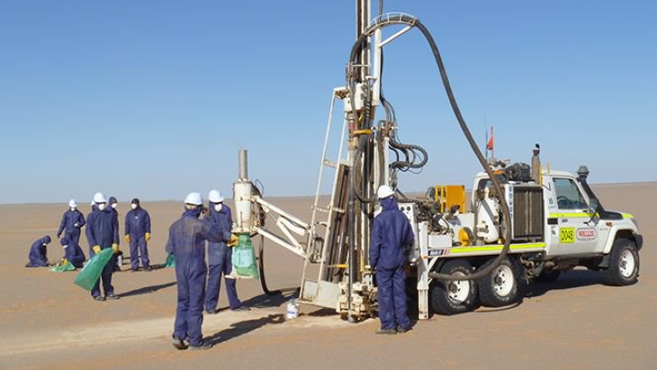 Feasibility study completed for Mauritania uranium mine