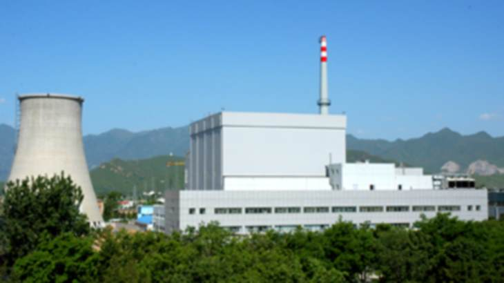 Chinese research reactor sets operational record