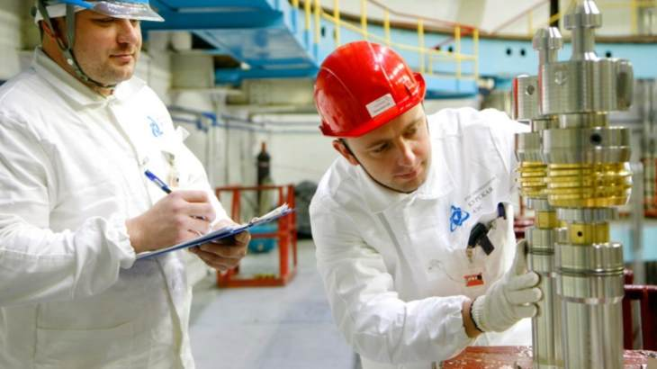 Russia starts cobalt-60 production at Kursk plant