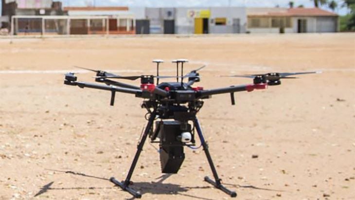 IAEA tests drone to fight disease-carrying mosquitos