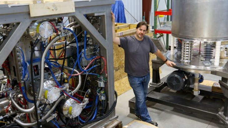 First neutron generator delivered to Mo-99 facility