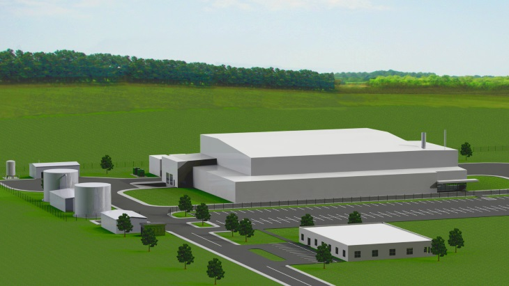 Shine breaks ground for US medical isotope facility