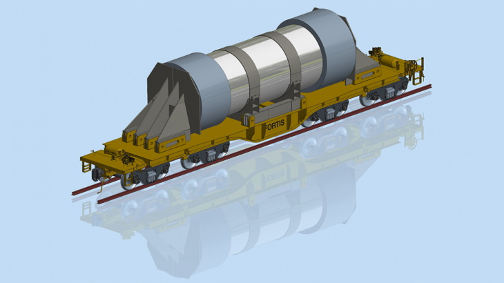US DOE gets go-ahead to build and test railcar