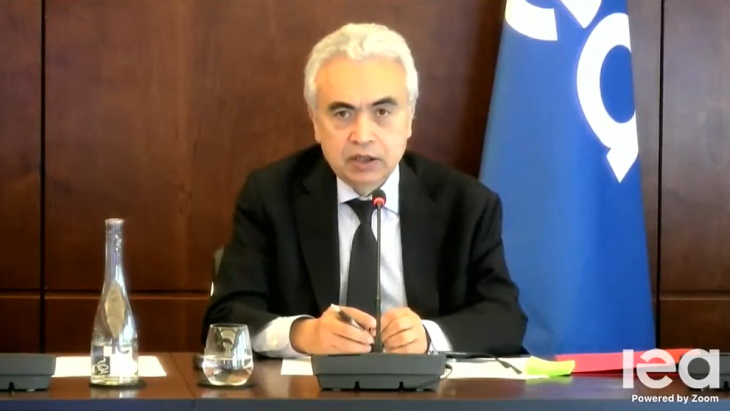 Europe needs all energy sources for recovery, says Birol