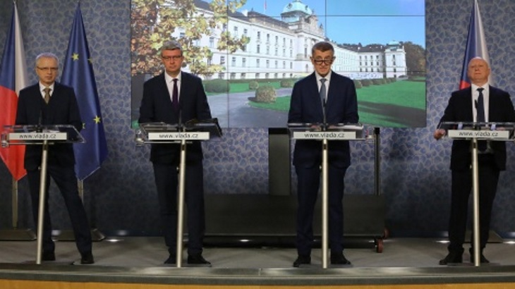 Czechs to commission Dukovany unit by 2036, says PM
