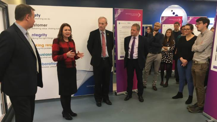 UK decommissioning research centre opens