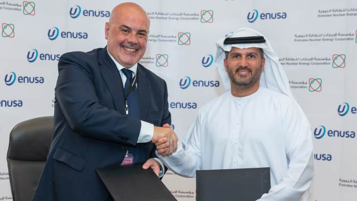 Spain, UAE plan cooperation in fuel services