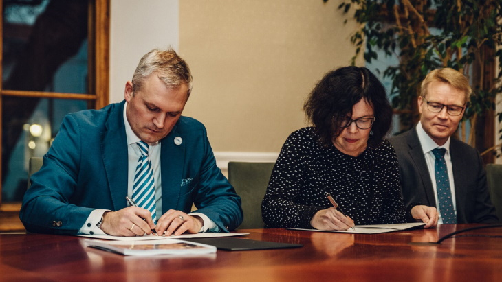 Fortum, Tractebel to assist in Estonian SMR deployment