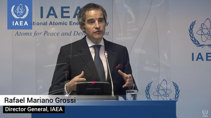 IAEA plans technical talks with Iran in April