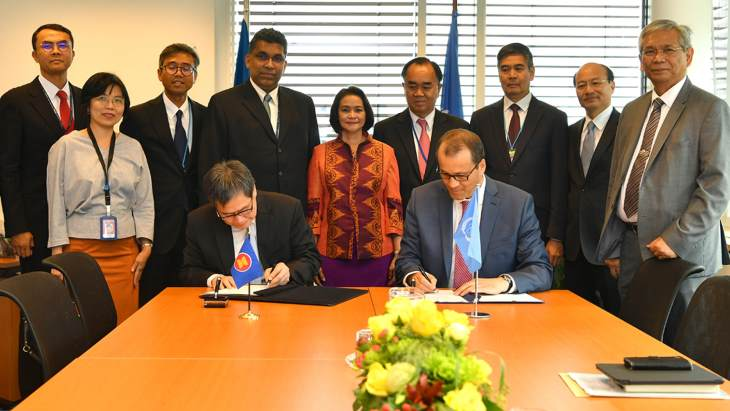 IAEA and ASEAN strengthen cooperation