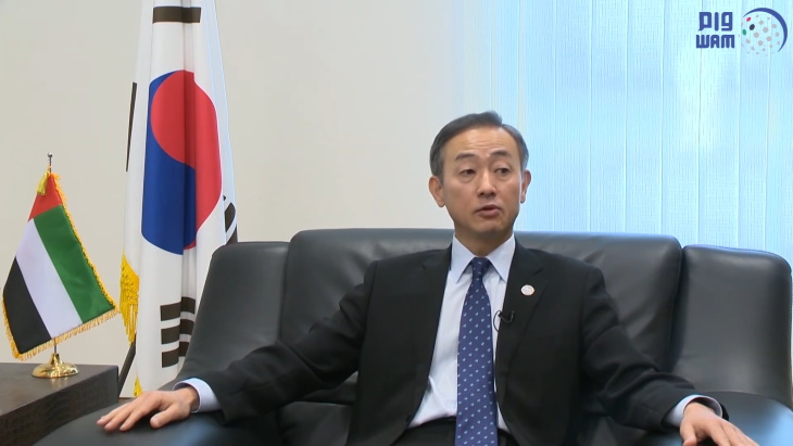 Ambassador expresses hope for further Korea-UAE cooperation