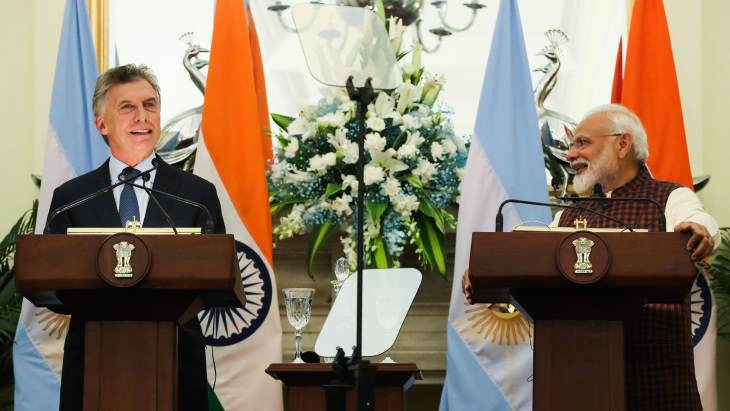 India, Argentina further cooperation in nuclear energy