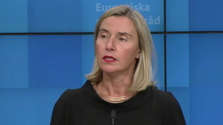 Iran exceeding nuclear deal limits 'not significant', says EU