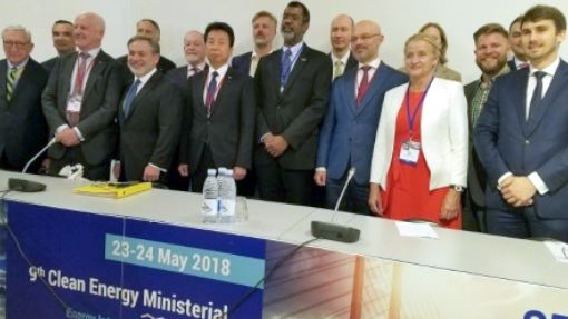 Alliance launched to highlight nuclear on world stage