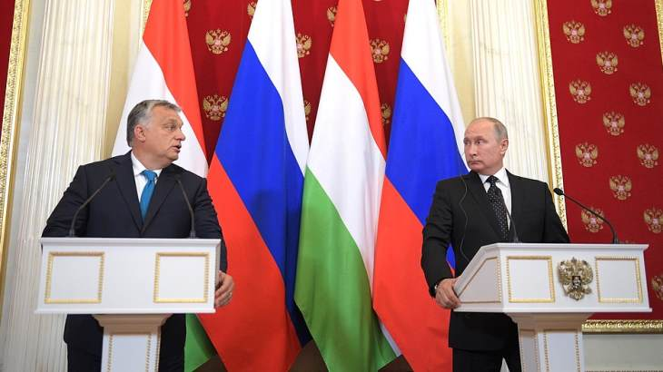 Paks II building work to start soon, says Russian president