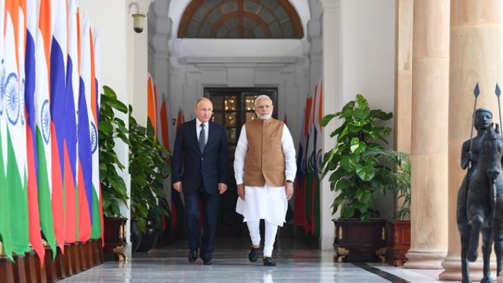 Russia and India sign action plan on new projects