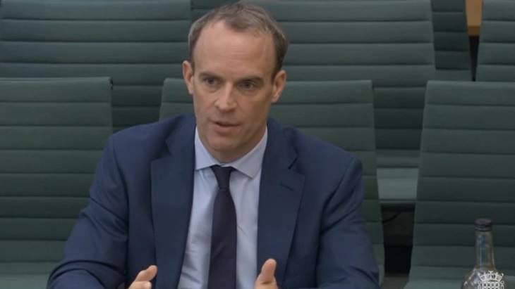 Fate of Iran nuclear deal hinges on US election, says Raab