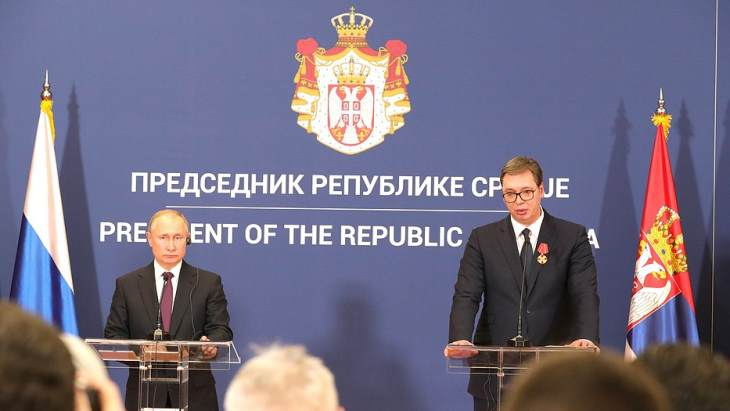 Russia and Serbia to cooperate in nuclear power