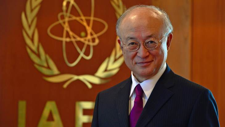 Amano calls for funding for IAEA safeguards activities