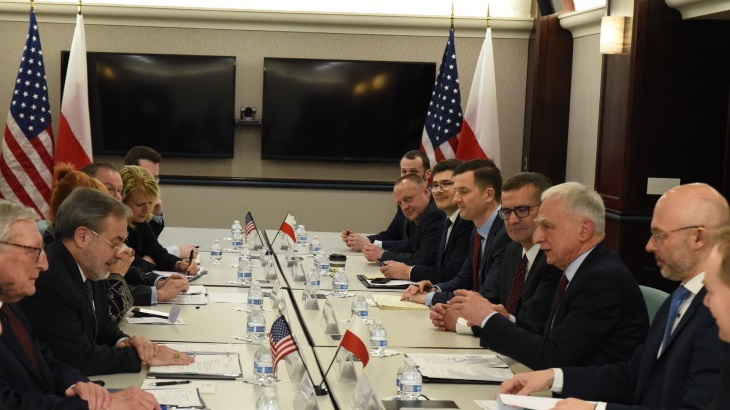 Poland, USA underscore commitment to new nuclear projects