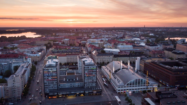 Finnish firm launches SMR district heating project