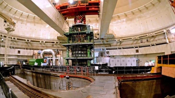 Rosatom launches annealing technology for VVER-1000 units