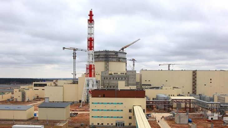 IAEA reviews pre-operational safety at Belarusian plant