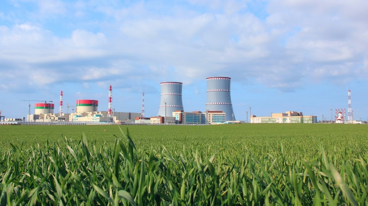 Fuel loading starts at Belarusian reactor