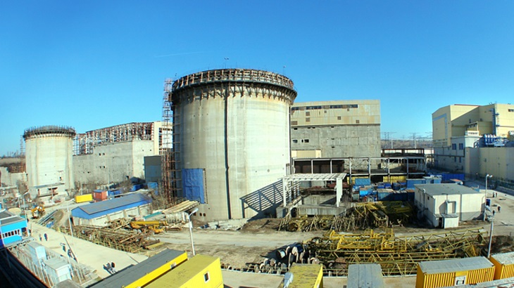 CGN agrees to invest in completion of Romanian reactors