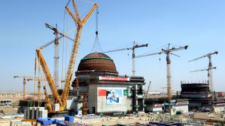 Draft law supports Chinese nuclear exports