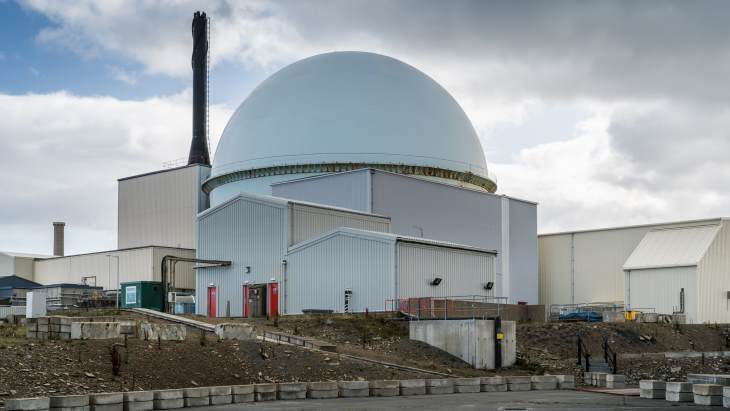 Contract Awarded For Dounreay Nak Removal World Nuclear News