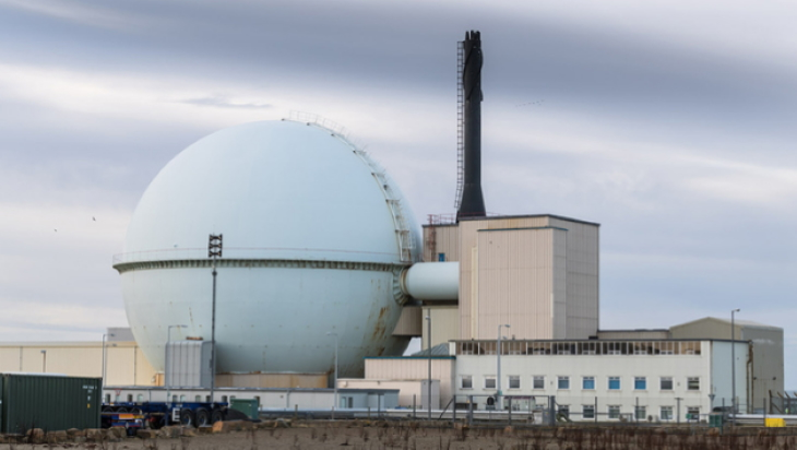 Half way point reached in Dounreay reactor fuel removal
