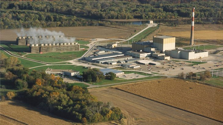 Iowa nuclear plant to close in 2020