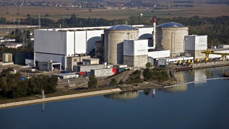 EDF applies for approval to close Fessenheim