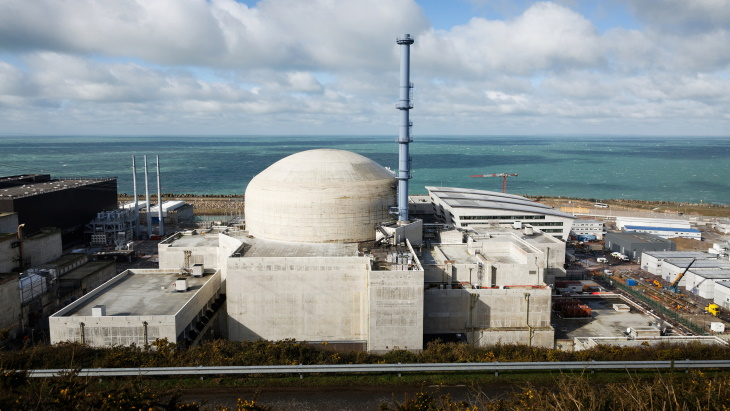 IAEA assesses pre-operational safety at Flamanville EPR