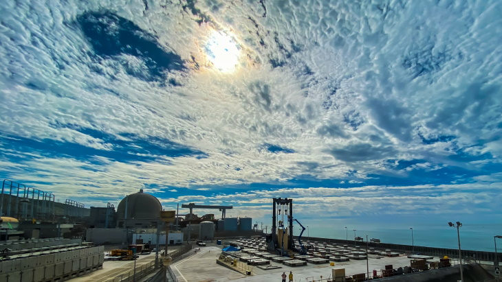 SCE plans relocation of  San Onofre used fuel