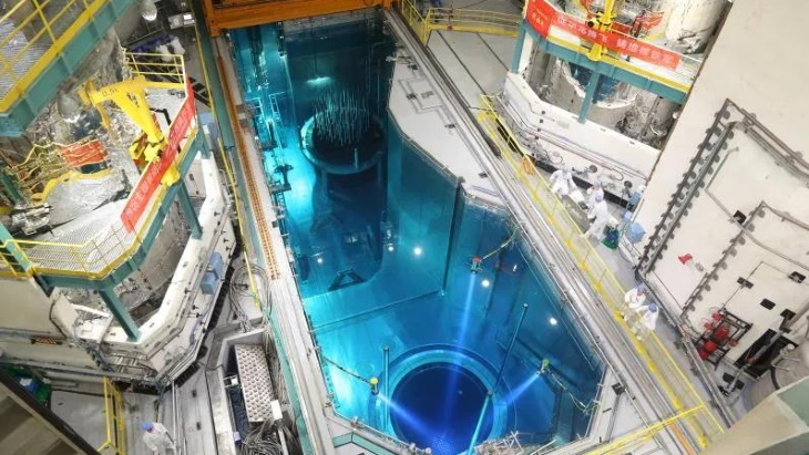 Fuel loading starts at first Hualong One reactor