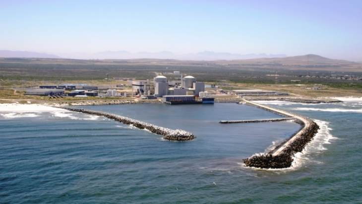 Safety concerns over Koeberg containment refuted