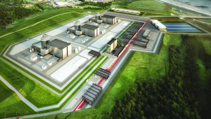 Plans for a new Cumbrian nuclear power station dealt potentially fatal blow