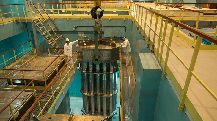 Novovoronezh II-1 switches to longer fuel cycle