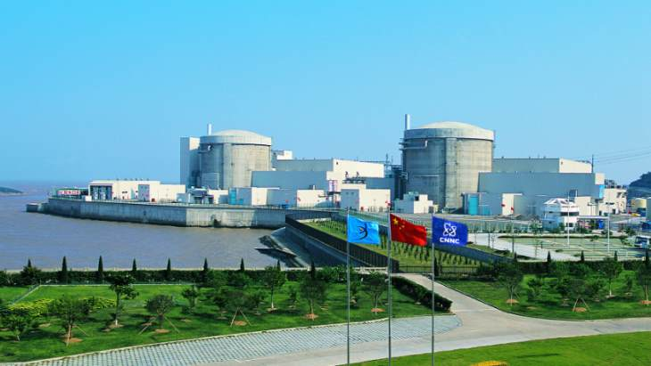 Contract for recycled fuel for Chinese Candus