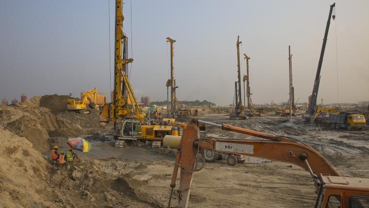 Construction progress at Bangladesh plant - World Nuclear News