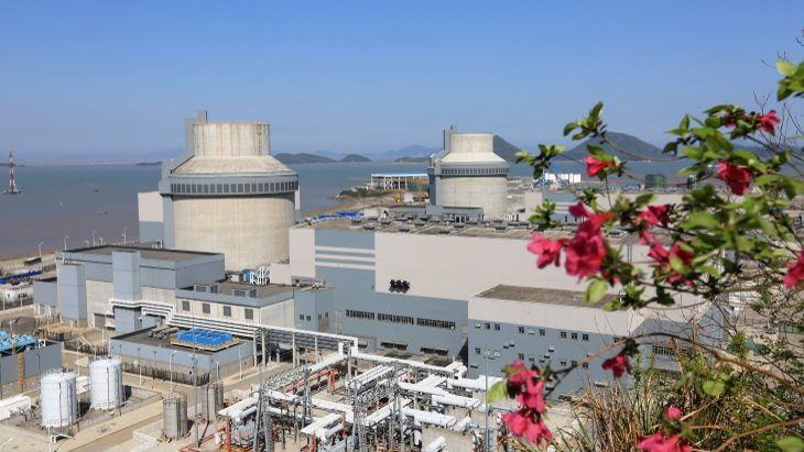 First AP1000 unit begins generating power