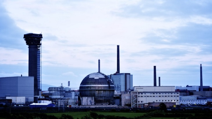 Sellafield starts controlled shutdown of Magnox facility