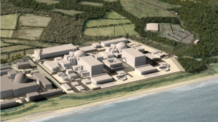 UK sees no transboundary issues with Sizewell C